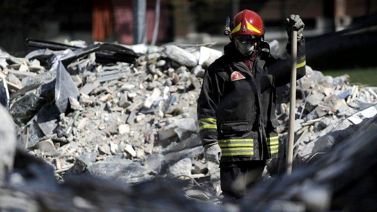 Il terremoto tra preghiera ed azione