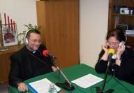 Il Vescovo a Radio Speranza