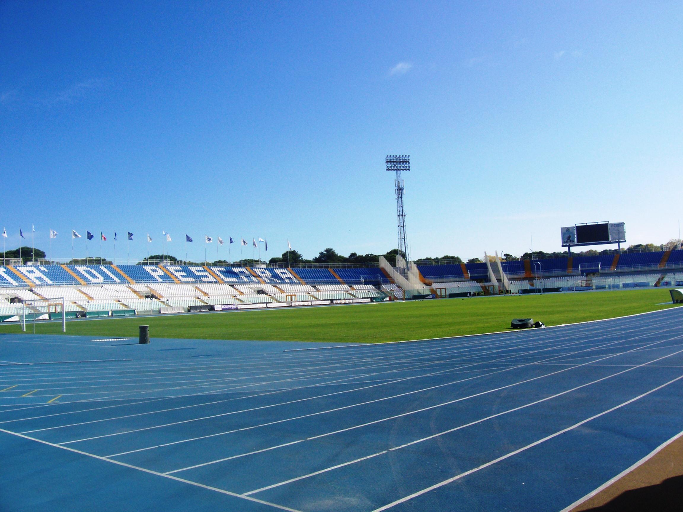 """Lo stadio Adriatico """"Cornacchia"""" di Pescara"""
