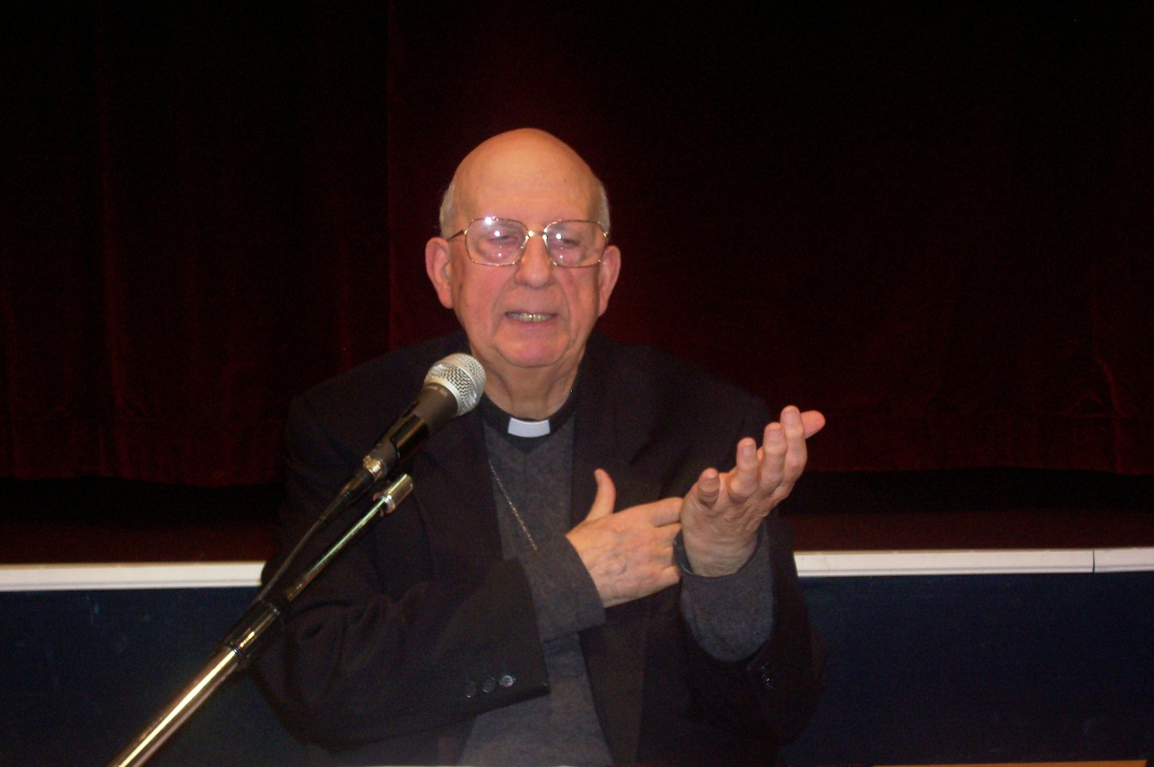 Padre Bartolomeo Sorge