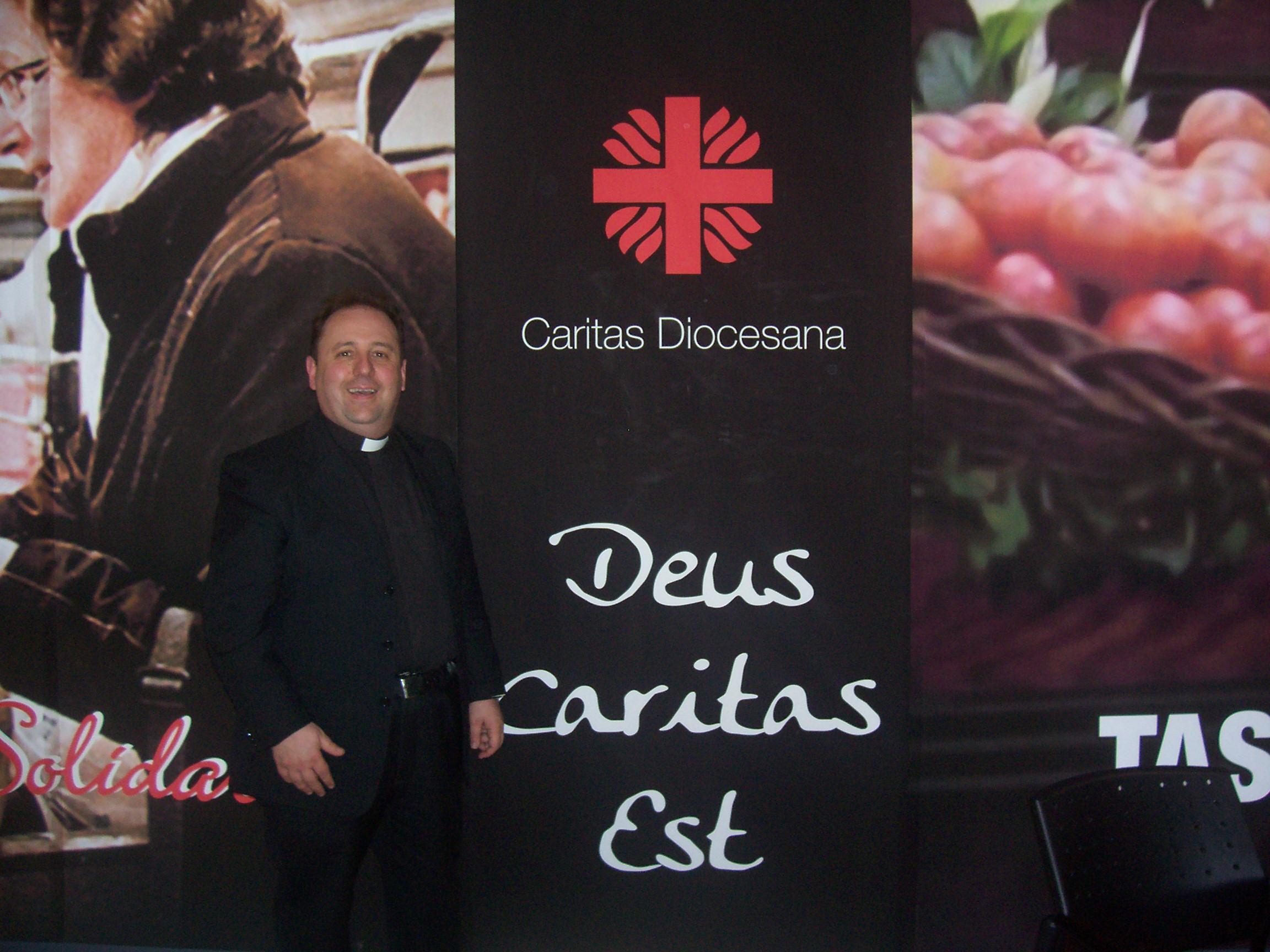 Don Marco Pagniello, direttore Caritas Pescara
