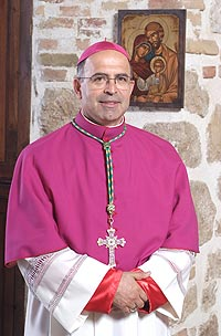 mons. Angelo Spina