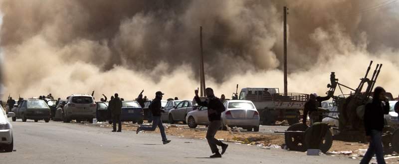 LIBYA-POLITICS-UNREST
