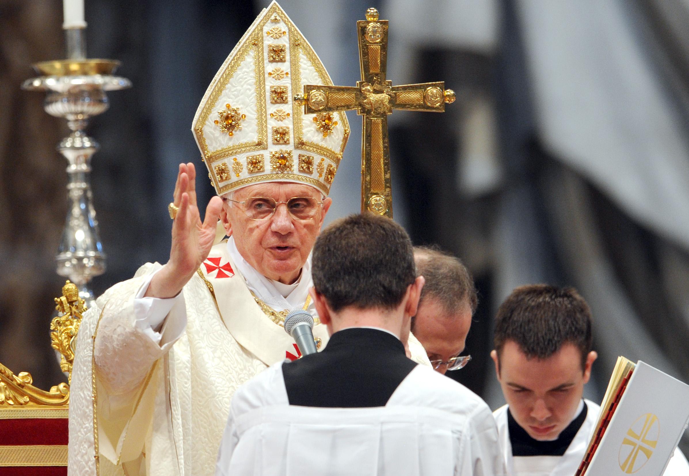 Il Santo Padre Benedetto XVI