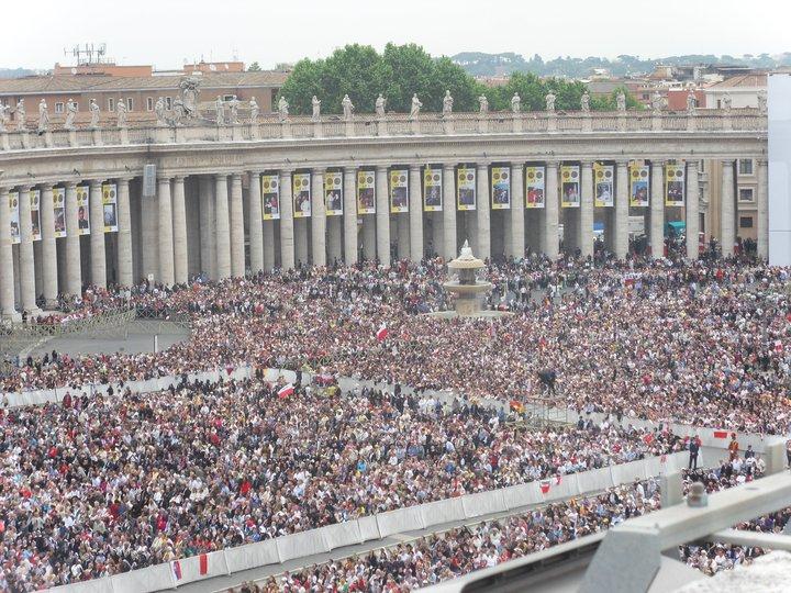 Il popolo di Giovanni Paolo II
