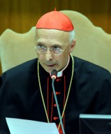 Card. Angelo Bagnasco, presidente Conferenza episcopale italiana