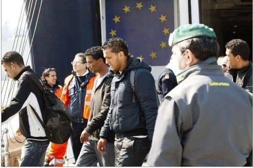 Procedure di identificazione dei migranti