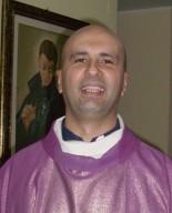 don Valentino Iezzi, parroco di San Gabriele Arcangelo