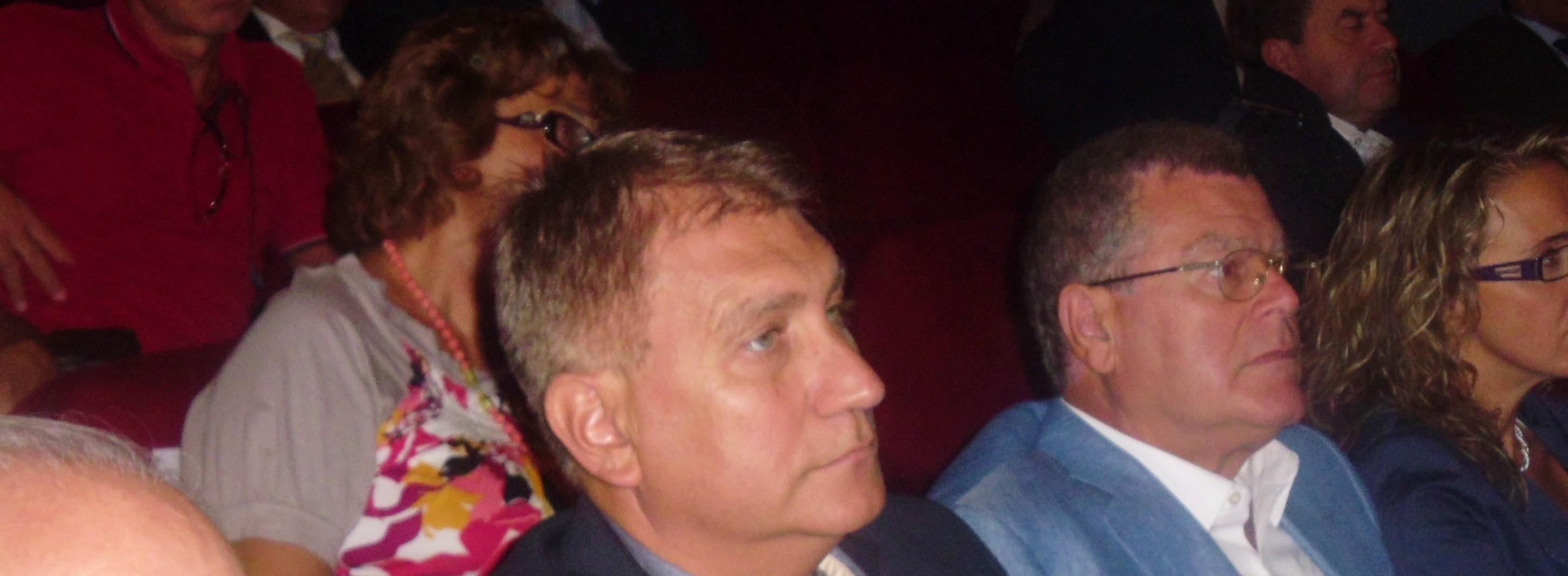 Claudio D'Amario, direttore Asl Pescara