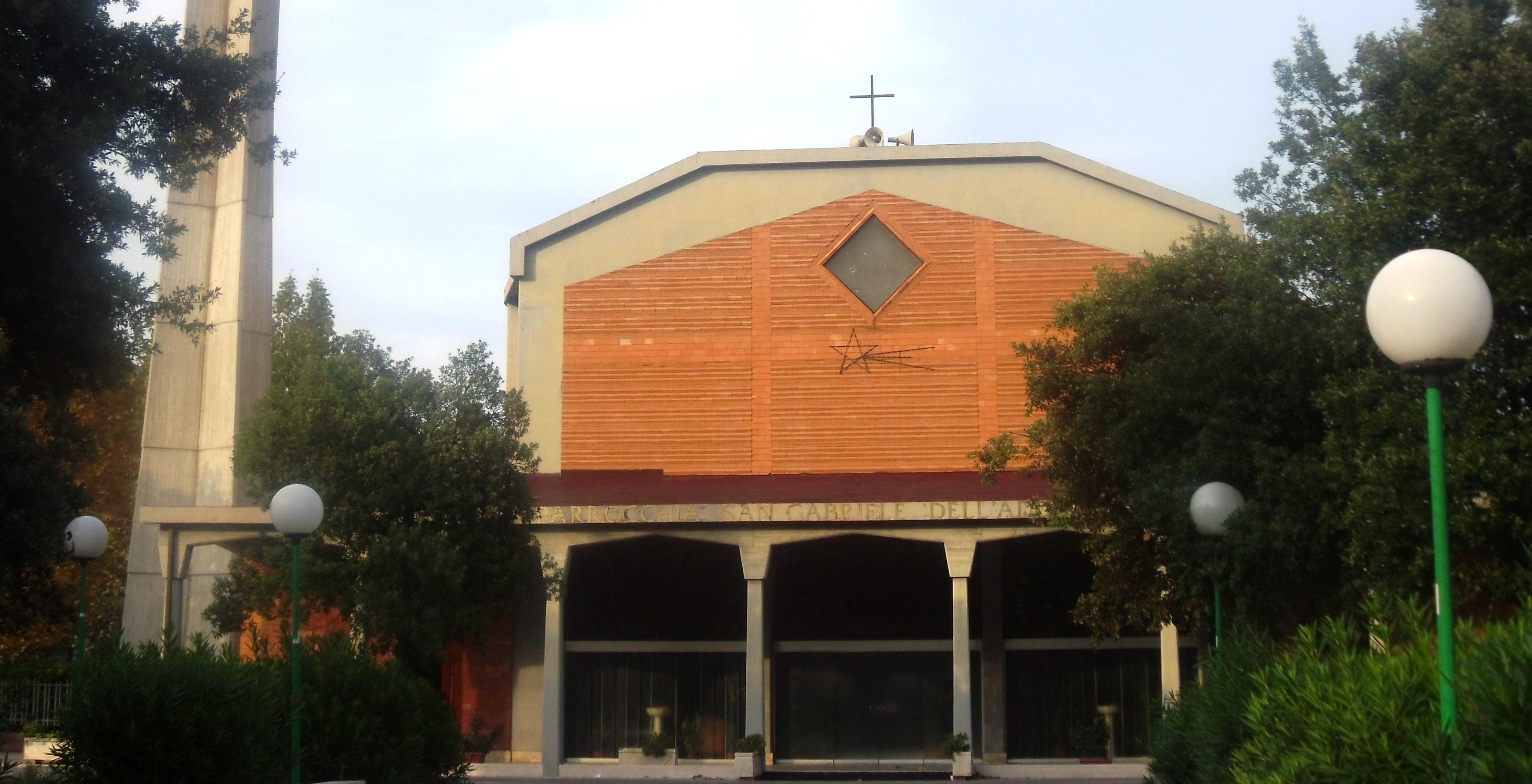 parrocchia san Gabriele
