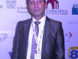 Antonio Dionisio, presidente Compagnia delle Opere Abruzzo