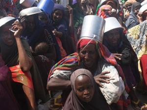 Somalia povertà