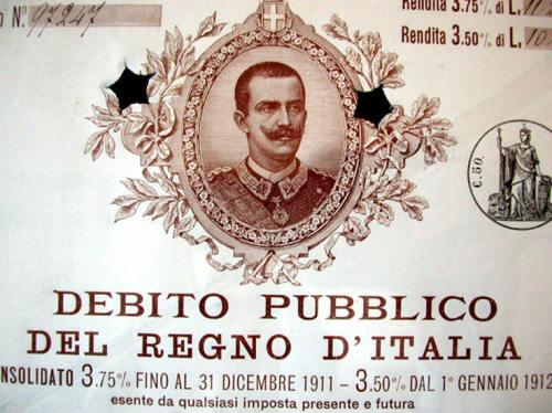 Il debito pubblico italiano è il principale problema che il nuovo governo deve affrontare