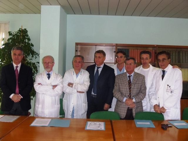 squadra oncologi