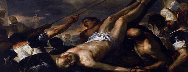 CrocifissioneDiSanPietro(LucaGiordano)