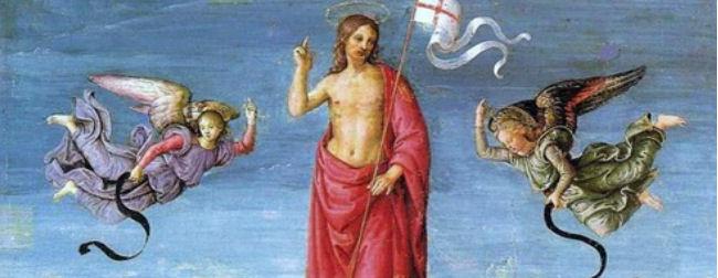 Risurrezione di Cristo, Raffaello
