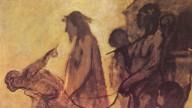 Il pericolo contemporaneo dell'indifferenza alla Pilato. La crisi letta attraverso l'opera di Daumier