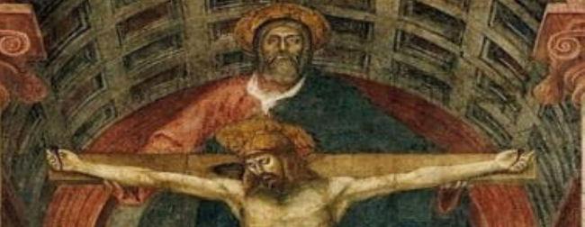 Trinita,Masaccio