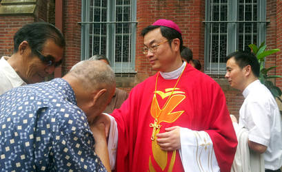 Mons. Ma appena consacrato vescovo
