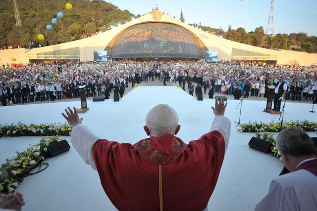 Il Santo Padre, Benedetto XVI