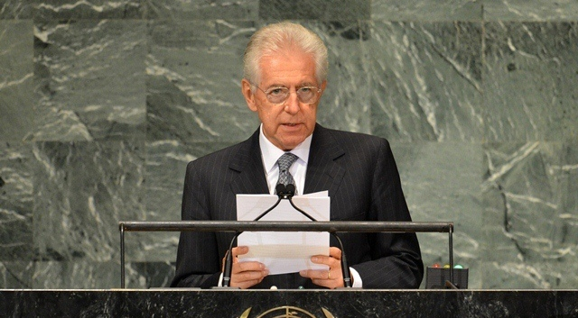 UN-GENERAL ASSEMBLY-ITALY