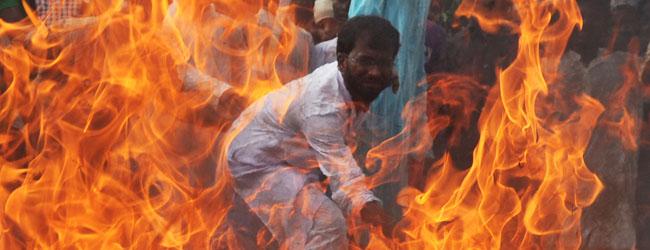 proteste musulmane