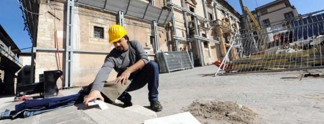La ricostruzione a L'Aquila