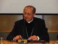 Mons. Bruno Forte, presidente Ceam