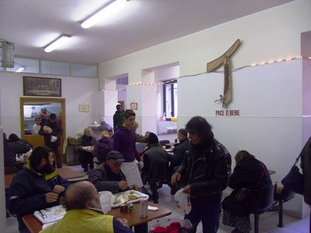 mensa San Francesco sala