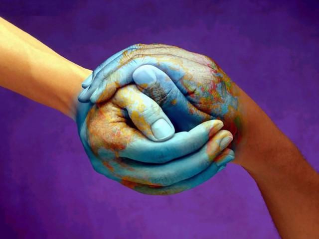 Insieme dal basso costruiamo la pace