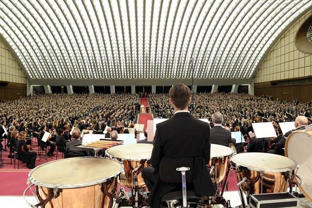 concerto Vaticano