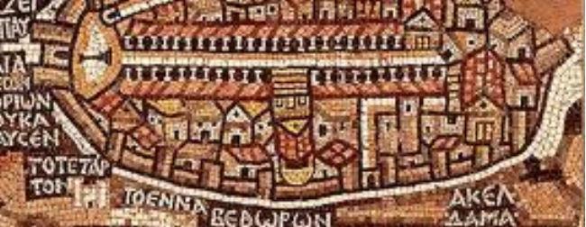 mappaDiMadaba