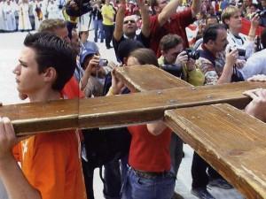 La croce della Giornata mondiale della gioventù