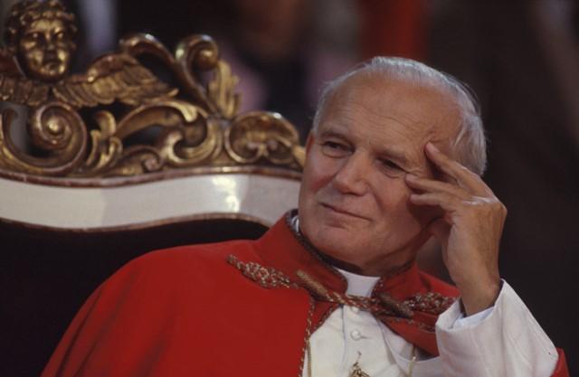 Il Beato Giovanni Paolo II