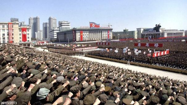guerra nord corea