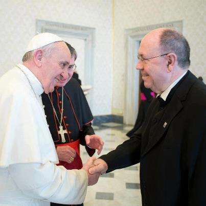 incontro Papa Francesco-evangelici