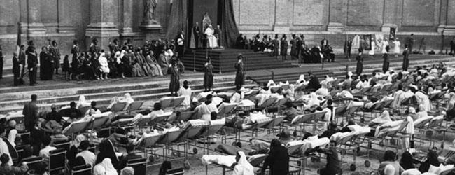 1957 ammalati in vaticano