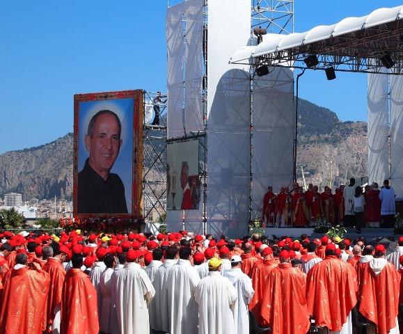 beatificazione don Puglisi