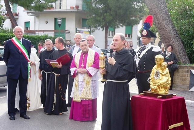reliquie Piazza San Francesco