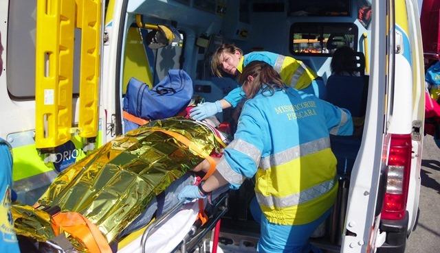 soccorso ambulanza