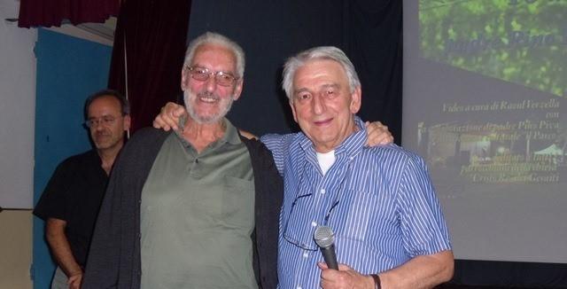 Padre Ignazio Buffa e Padre Pino Piva