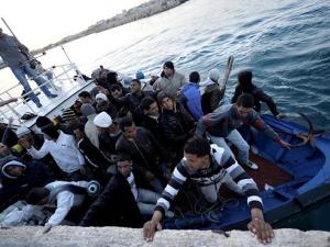 Migranti pronti a sbarcare