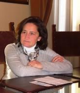 Roberta Fioravanti, direttrice del Coro liturgico Pro Sanctitate