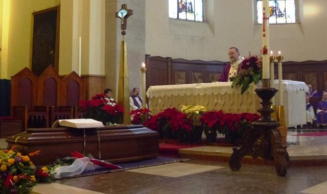 altare funerale