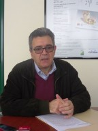 Luigi Nigliato, presidente Banco Alimentare dell'Abruzzo