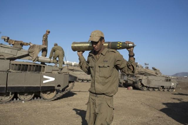ISRAEL-SYRIA-CONFLICT-GOLAN
