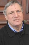 don Luigi Ciotti, presidente dell'associazione Libera