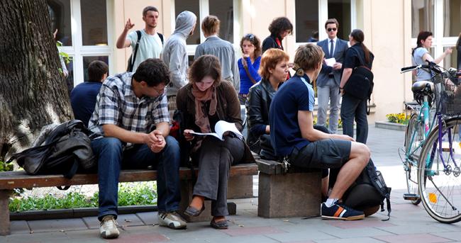 I giovani di Soggiorno Proposta | La Porzione
