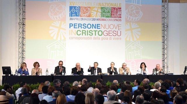 Roma 01-05-2014Azione Cattolica XV assemblea Nazionale Ph: Cristian Gennari/Siciliani