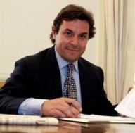 Claudio Tesauro, presidente Save the Children Italia